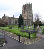 St Eurgain and St Peter Church