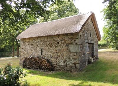 Autre Maison Nommée An Ty Bihen Construite De Simple Maçonne [2] Et  Couverte En Paille » ; « Une Crêche Nommée An Craou Bihen Construite Simple  Maçonne [2] ...