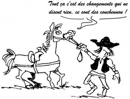 Billet du 13.01.2013 -  (Dessin de Laurent Quevilly, 1998)