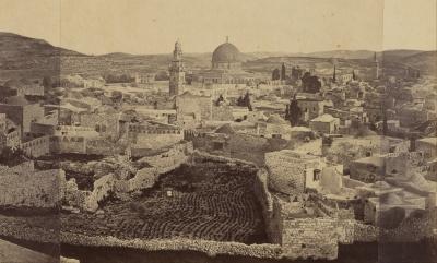 Le voyage touristique à Jérusalem du permissionnaire Jean-Marie ... 71776606d723